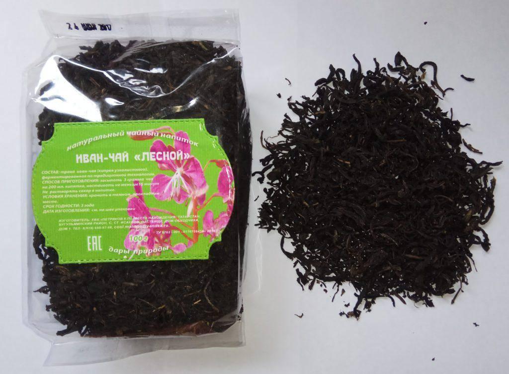 Иван-чай (кипрей) – подарок природы для кормящих мам