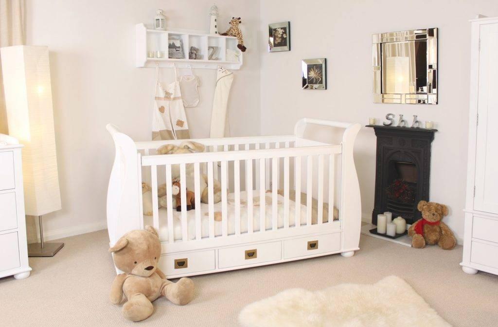 Кроватки для новорожденных: 110 фото лучших вариантов сочетания цены и качества