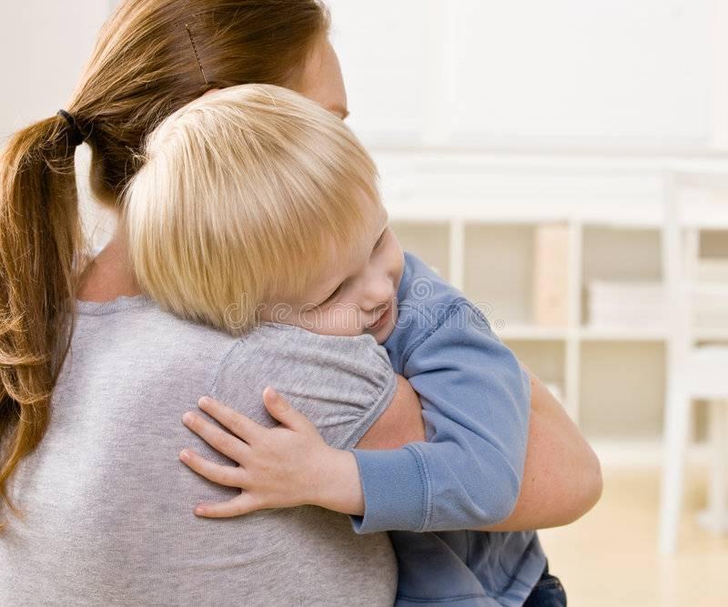 Учите ребенка извиняться