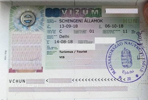 Оформление шенгенской визы на детей 2020 | в эмиграции