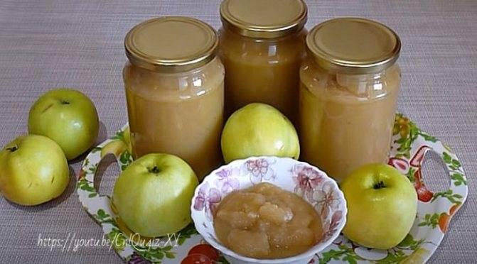 Как приготовить яблочное пюре для грудничка: рецепт из свежих яблок