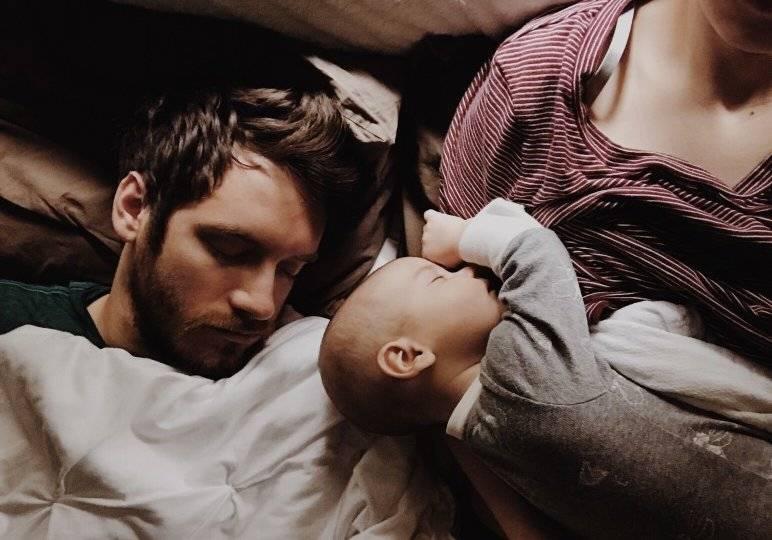 Совместный сон с ребенком: за и против   здоровье   mattrasik.ru
