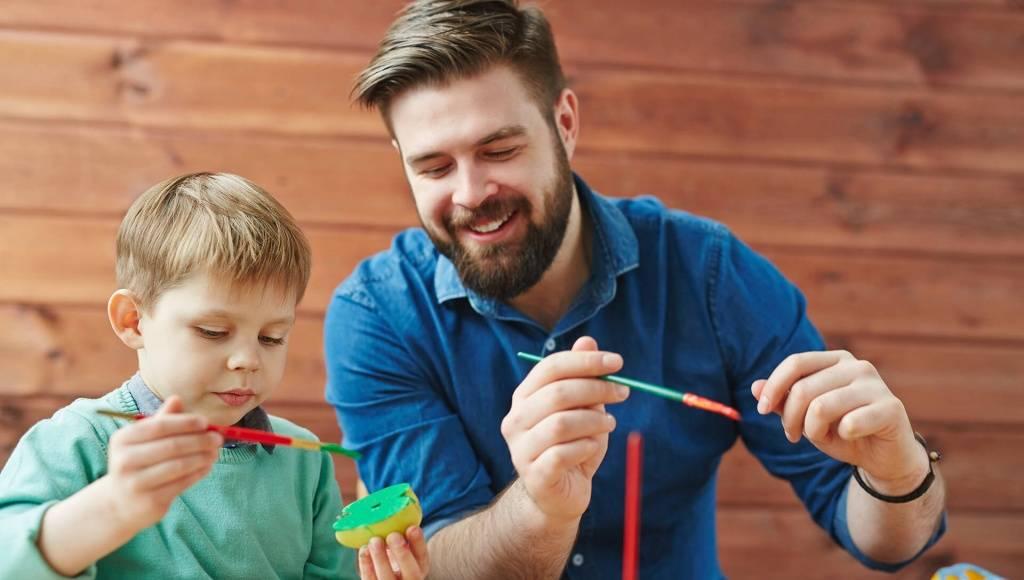 Как маме привлечь мужчину к воспитанию ребенка | психология