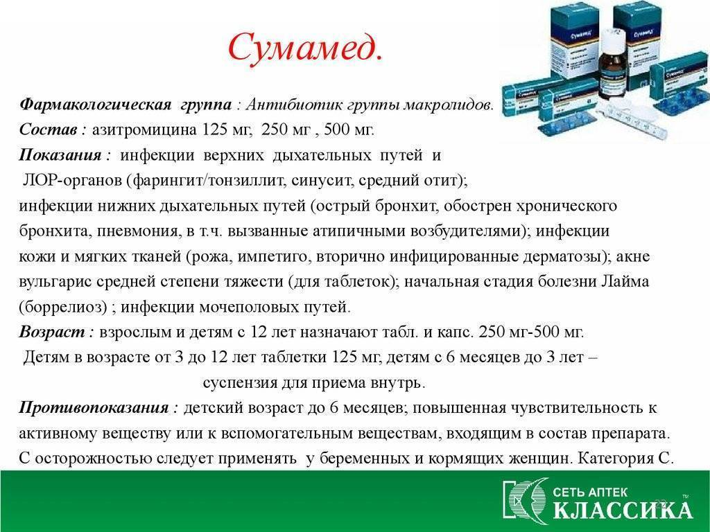 Азитромицин таблетки покрытые пленочной оболочкой 500 мг 3 шт. фармстандарт-лексредства