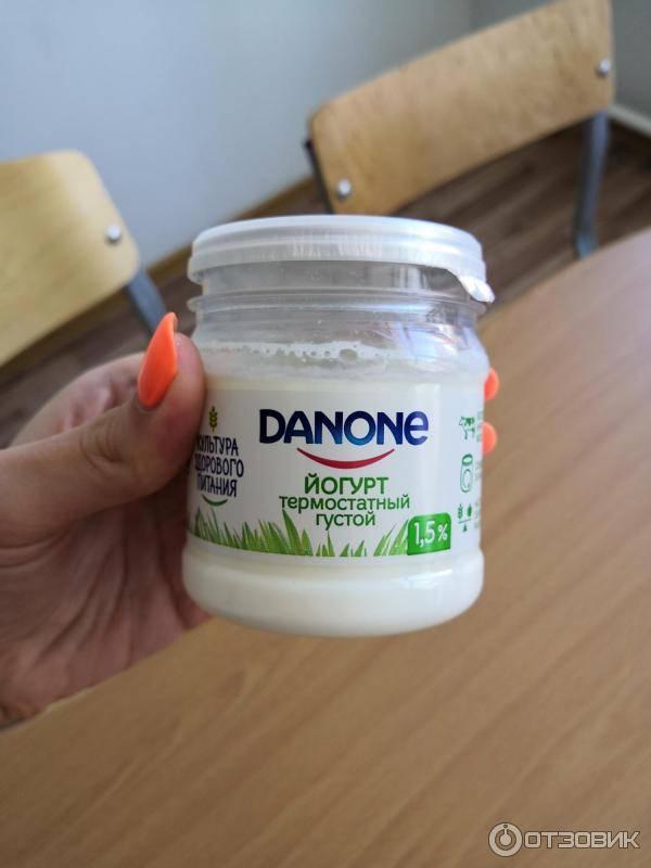 Можно ли йогурт при грудном вскармливании