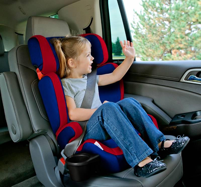 С какого возраста можно использовать бустер для перевозки детей в автомобиле