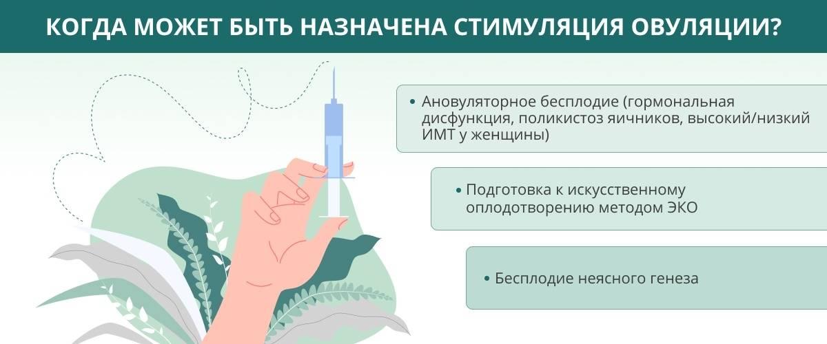 Беременность на фоне отмены кок