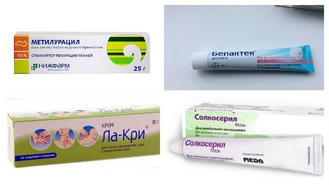 Негормональные мази от аллергических высыпаний