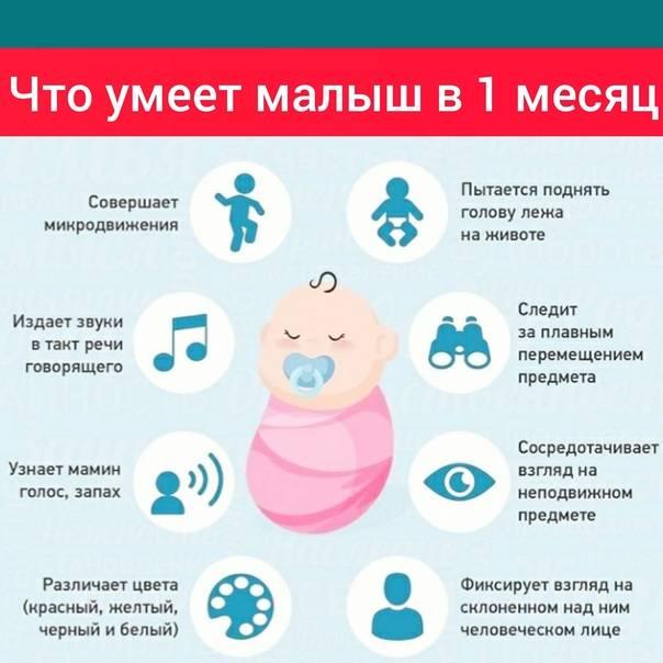 Питание ребенка в 1 месяц: чем можно и нельзя кормить младенца