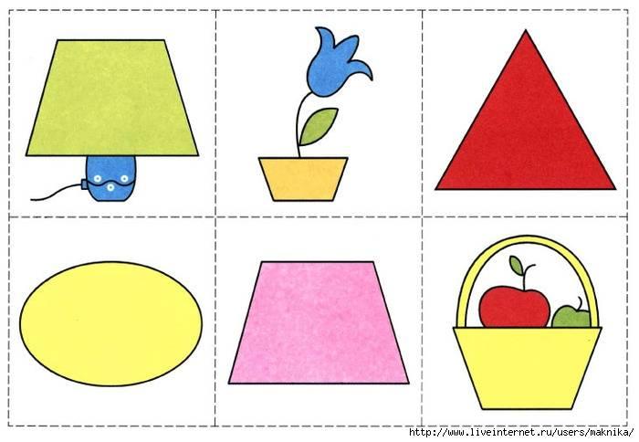 Конспект занятия в младшей группе для детей 3–4 лет «путешествие в страну геометрических фигур». воспитателям детских садов, школьным учителям и педагогам - маам.ру