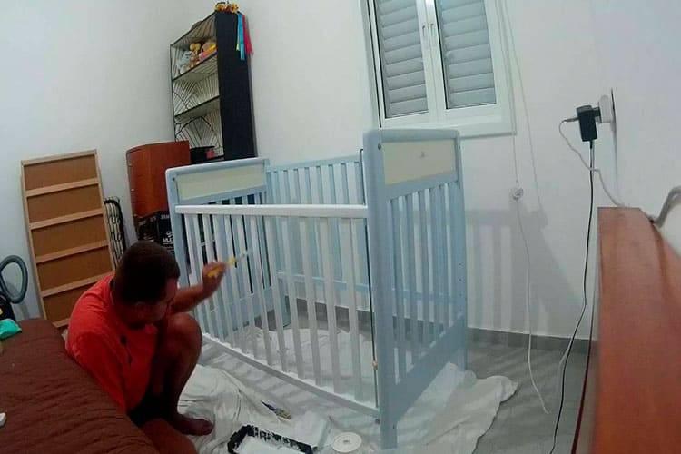 Как покрасить детскую кровать? - домашний уют от agrostroy2.ru