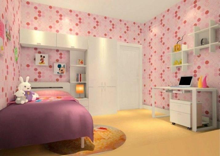 Комбинированные обои для детской комнаты: 10 правил оформления