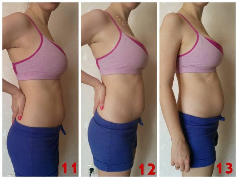 Грудь при беременности: увеличение, изменение груди на разных сроках