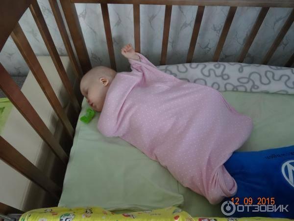 Как быстро и легко отучить ребеночка от пеленания