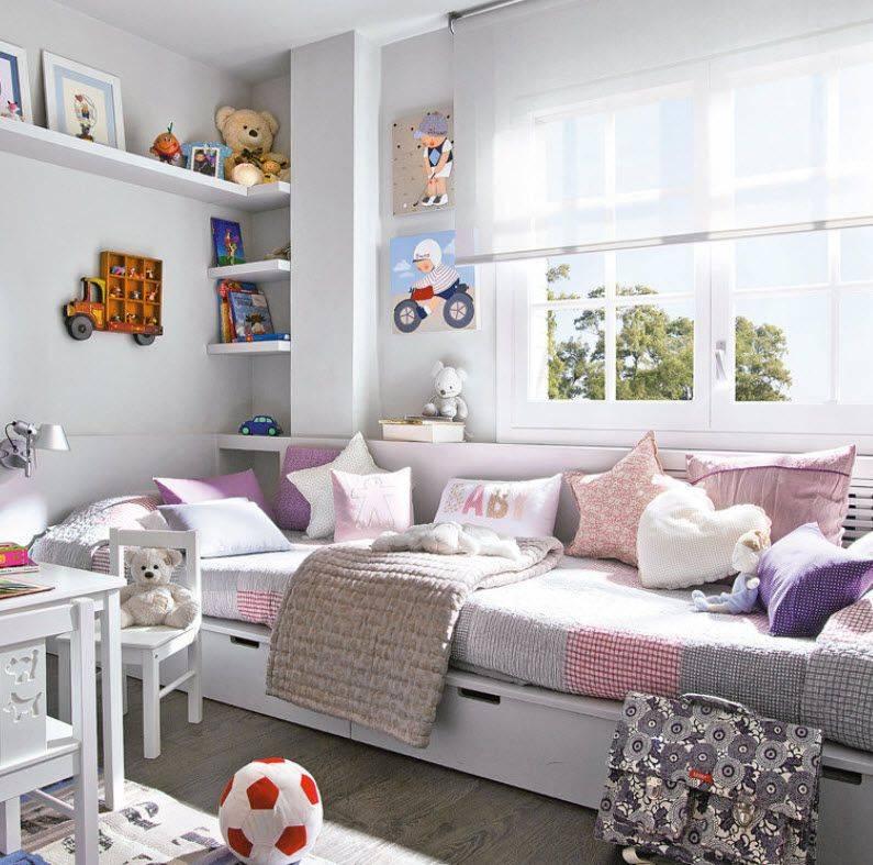 Детская в стиле икеа – 7 советов по дизайну и 35 реальных фото