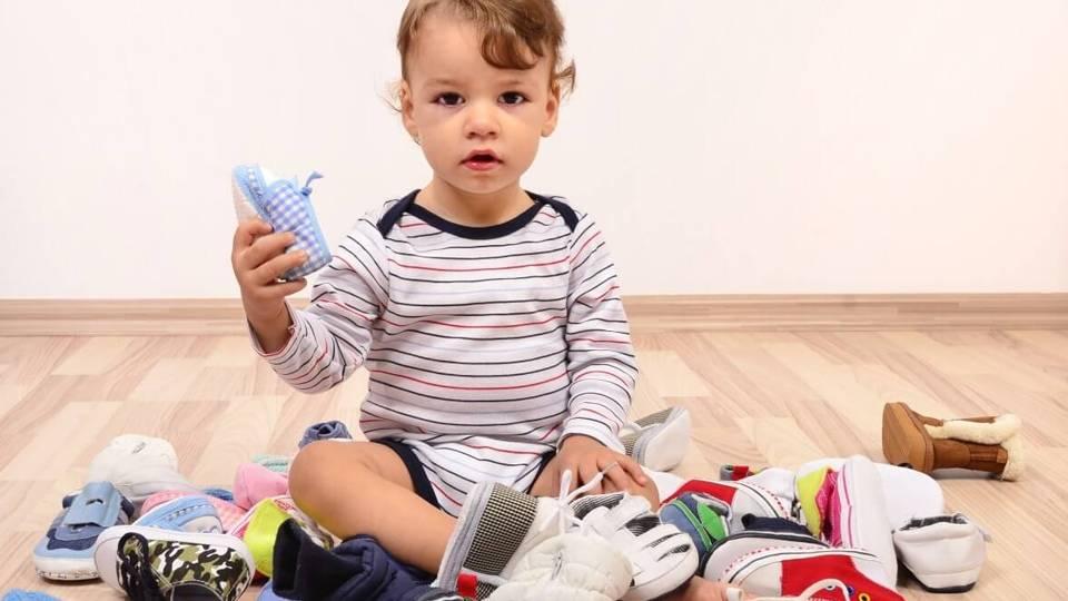 Нужна ли ребенку дома обувь? - болталка для мамочек малышей до двух лет - страна мам
