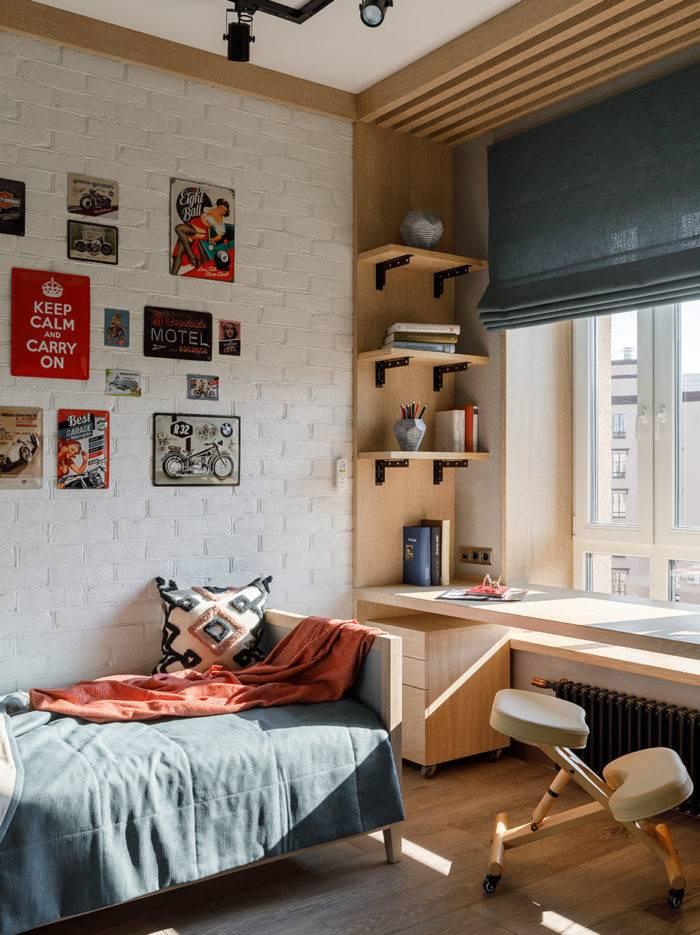 Детская комната для мальчика: 132 фото