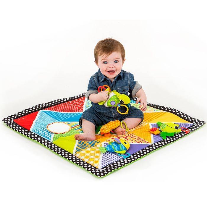Как выбрать детский игровой коврик: рейтинг лучших