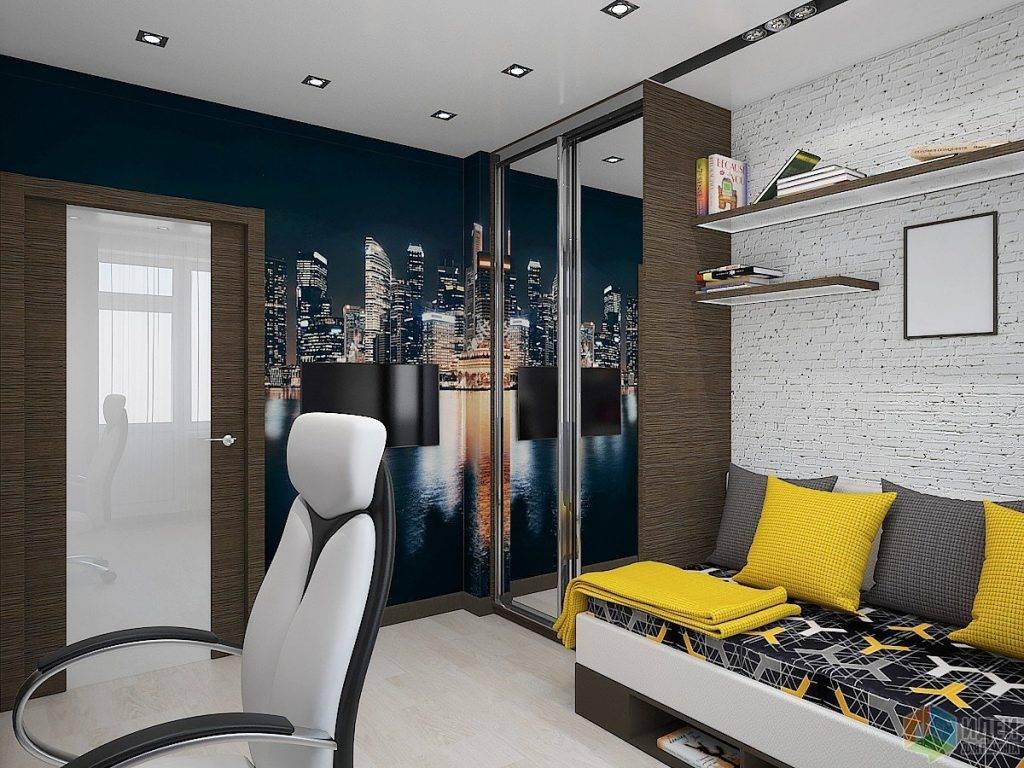 Комната девочки подростка дизайн в современном стиле, советы по оформлению, обои, мебель, фото интерьера