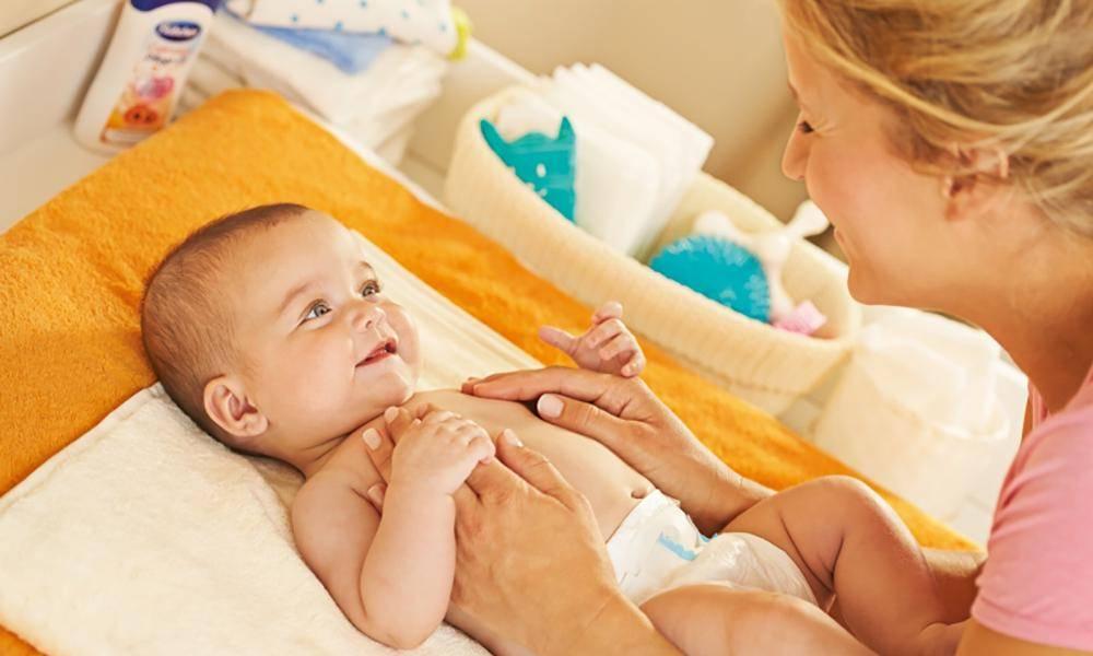 Уход за новорожденными