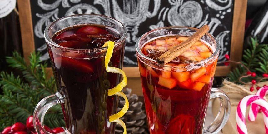 Глинтвейн безалкогольный: топ-5 рецептов приготовления
