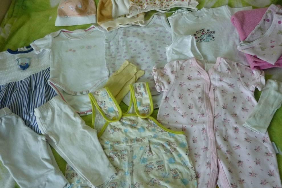 Когда и что нужно купить для новорожденного ребенка: список