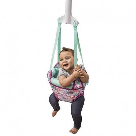 Прыгунки для детей от 6 месяцев, с раннего возраста: за и против (Комаровский)