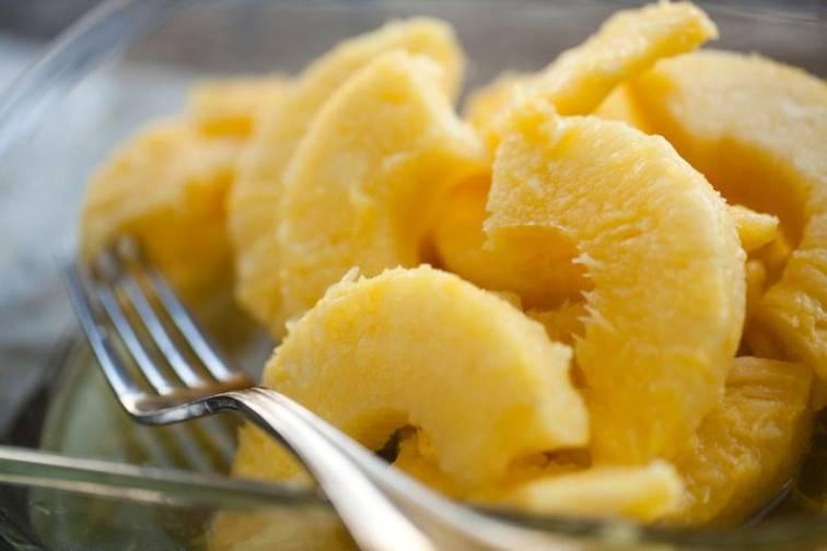 Можно ли ананас при гв: вред и польза свежих и консервированных плодов при локтации