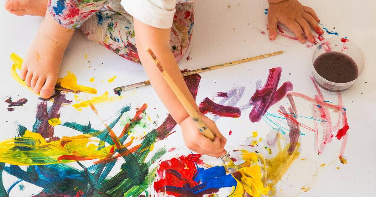 Ребенок рисует черным цветом - что это значит