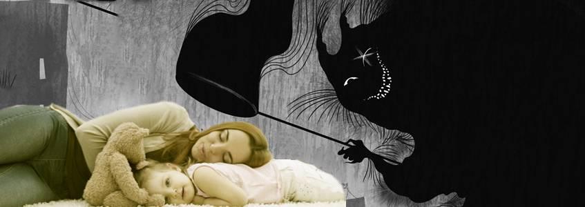 Ребенок просыпается ночью с истерикой (что делать)