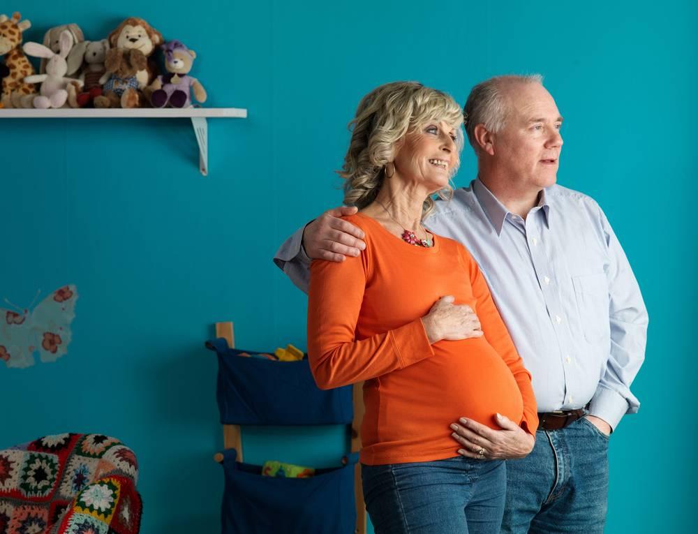 Позднее материнство: что говорят ученые о старородящих