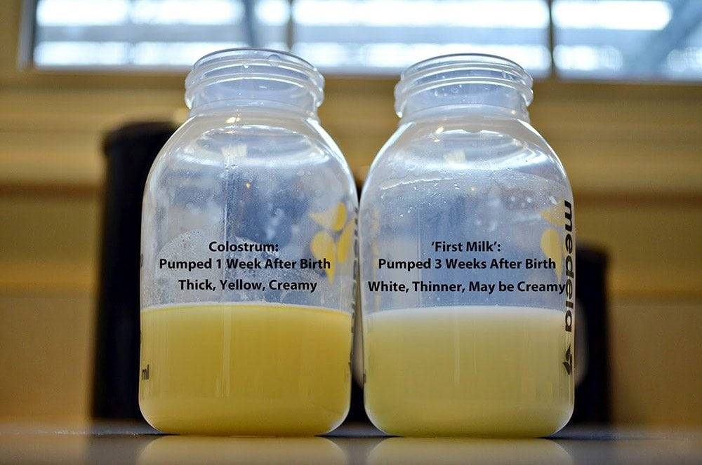 Почему грудное молоко стало прозрачным - топотушки