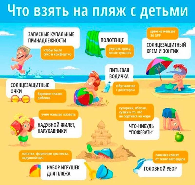 Проверенный список вещей в поход с детьми