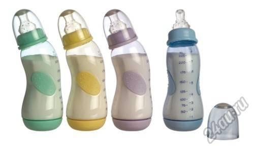 Бутылочки — какие лучше для новорожденных