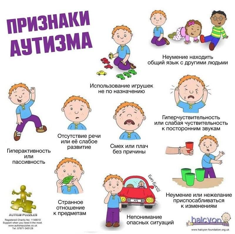 5 признаков аутизма у ребенка: как выявить и что с этим делать?