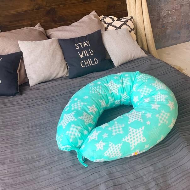 Как пользоваться подушкой для беременных: различные варианты применения
