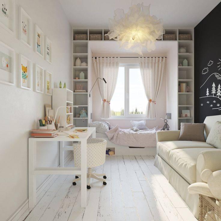 Интерьер детской комнаты в швеции - стиль и уют