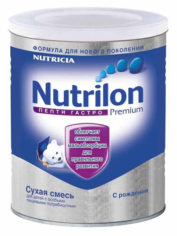Отзывы о молочная смесь nutricia nutrilon пепти аллергия сухая смесь с рождения для детей с пищевой аллергией