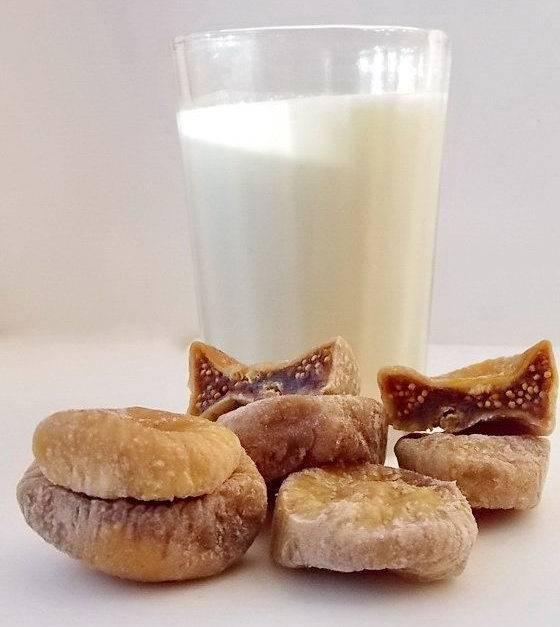 Инжир от кашля - рецепт. 6 средств от простуды для детей и взрослых