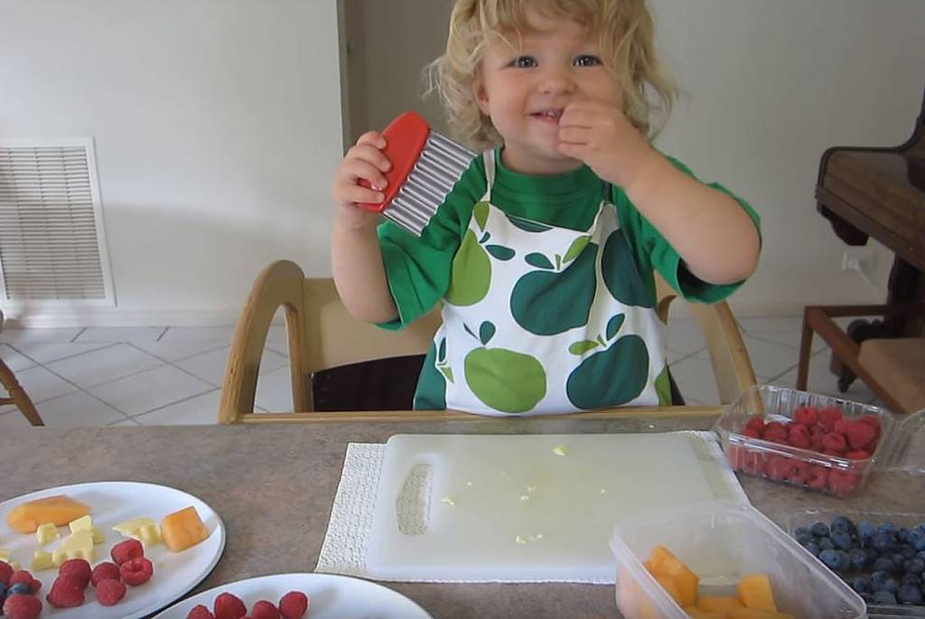 Детские рецепты - для детей до года, от года и старше