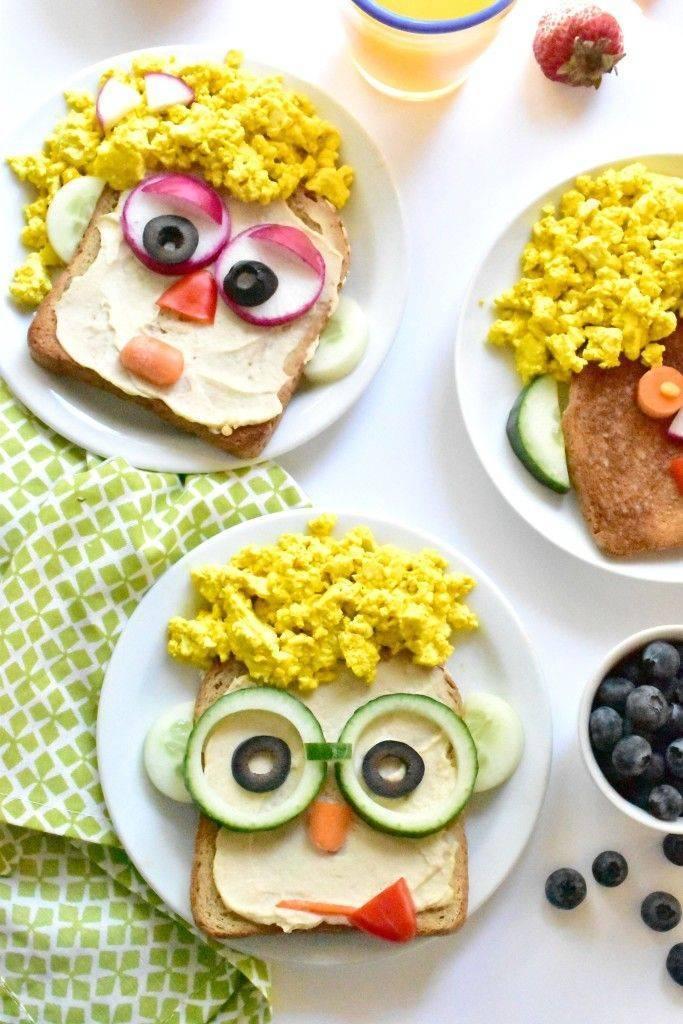 Что приготовить ребенку на завтрак - 20 рецептов быстро, вкусно и полезно