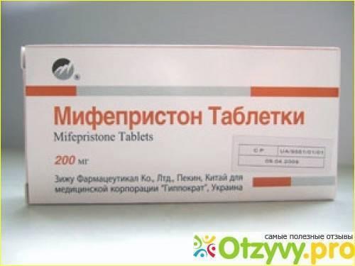 Последствия после медикаментозного прерывания беременности