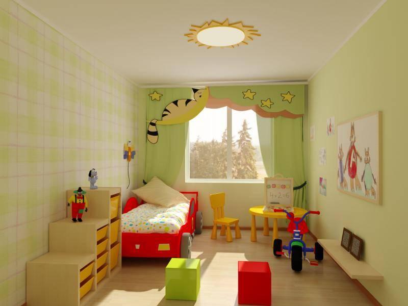 Детская в хрущевке: лучшие идеи и особенности оформления (55 фото)