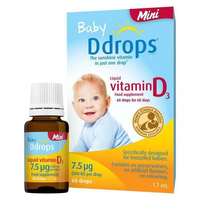 Нужно ли давать новорожденному витамин д? | блог дочки-сыночки