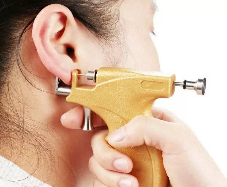 Прокалываем уши для сережек. все тонкости выбора мастера, обезболивание - ребёнок.ру - медиаплатформа миртесен