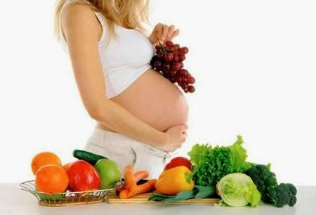 Питание при беременности: как правильно составить свой рацион
