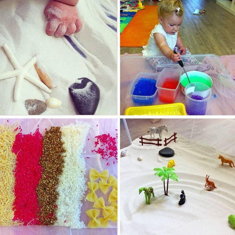 Развивающие игрушки своими руками для детей 0-5 лет   крестик
