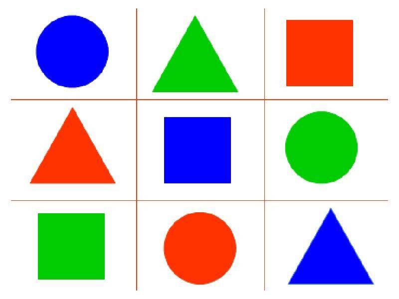 Конспект занятия по фэмп «объемные геометрические фигуры» в подготовительной к школе группе. воспитателям детских садов, школьным учителям и педагогам - маам.ру