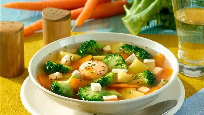 Супы для детей - вкусные и простые обеды для самых маленьких