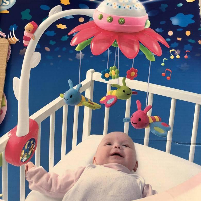 Как выбрать мобиль на кроватку для новорожденных | мама супер!